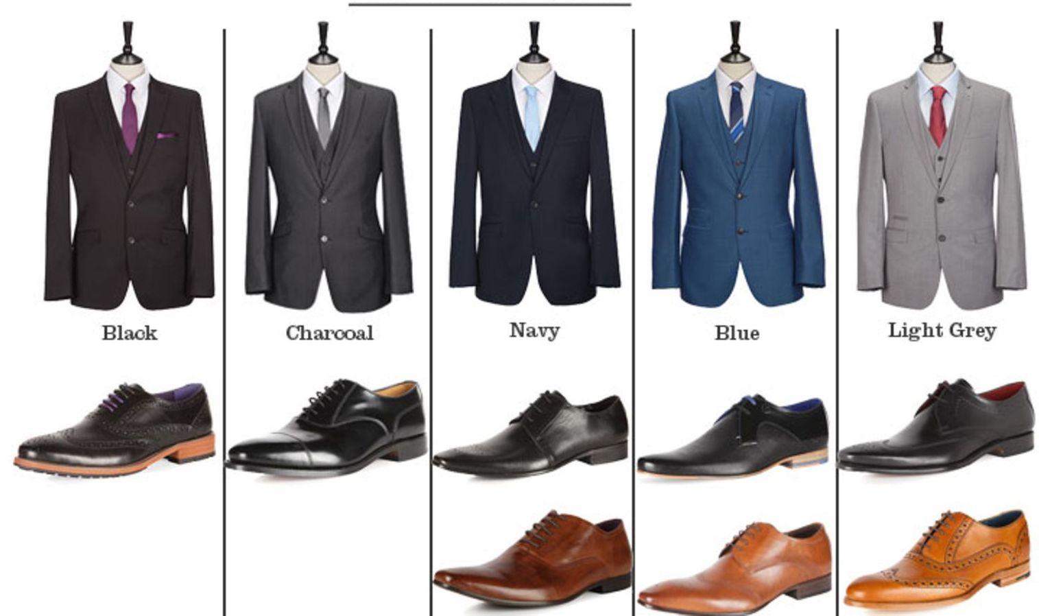 Jakie buty do garnituru