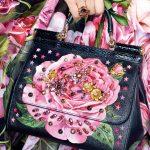 torebki 2019 w kwiaty
