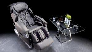 Zalety masażu w fotelu masującym