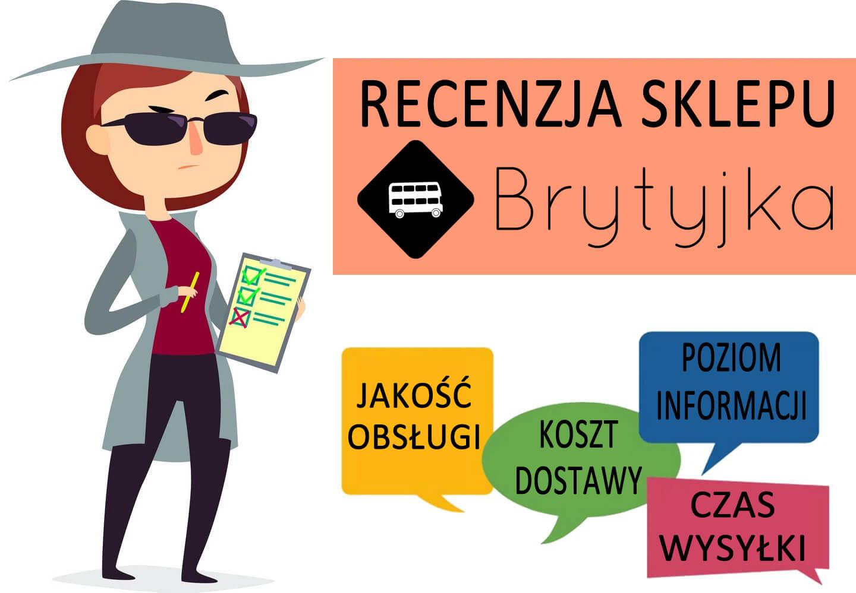 Zamawiamy plecak ze sklepu Brytyjka.pl, moja opinia