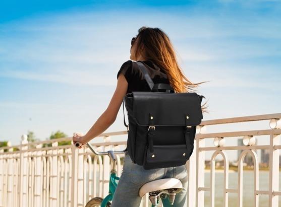 Czarny plecak damski – który wybrać?