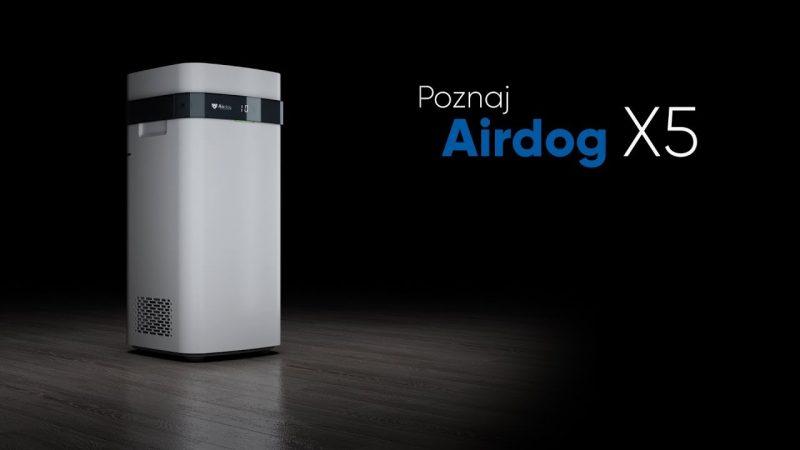 Oczyszczacz AirDog X5