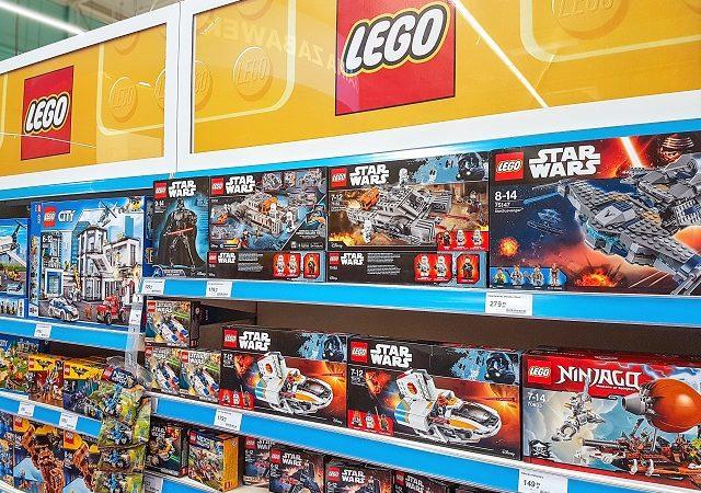 Świat fanów klocków Lego