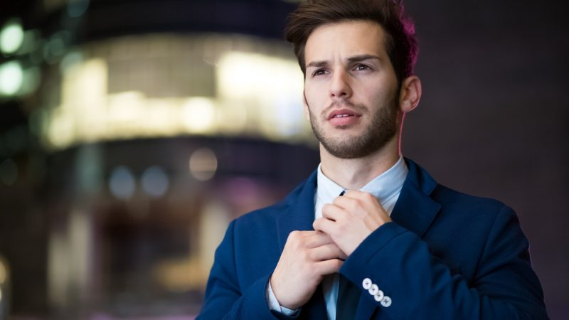Zasady kompletowania stroju biznesowego