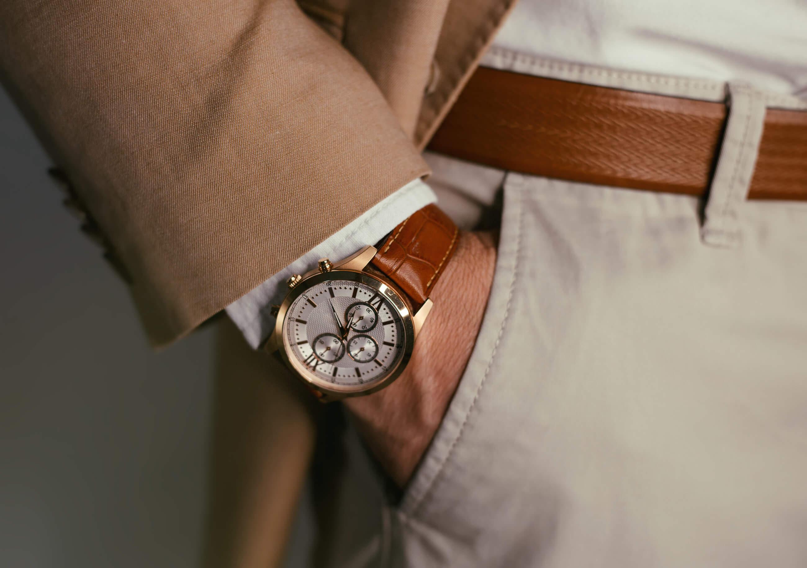 Zegarek męski – elegancki: jak wybrać?