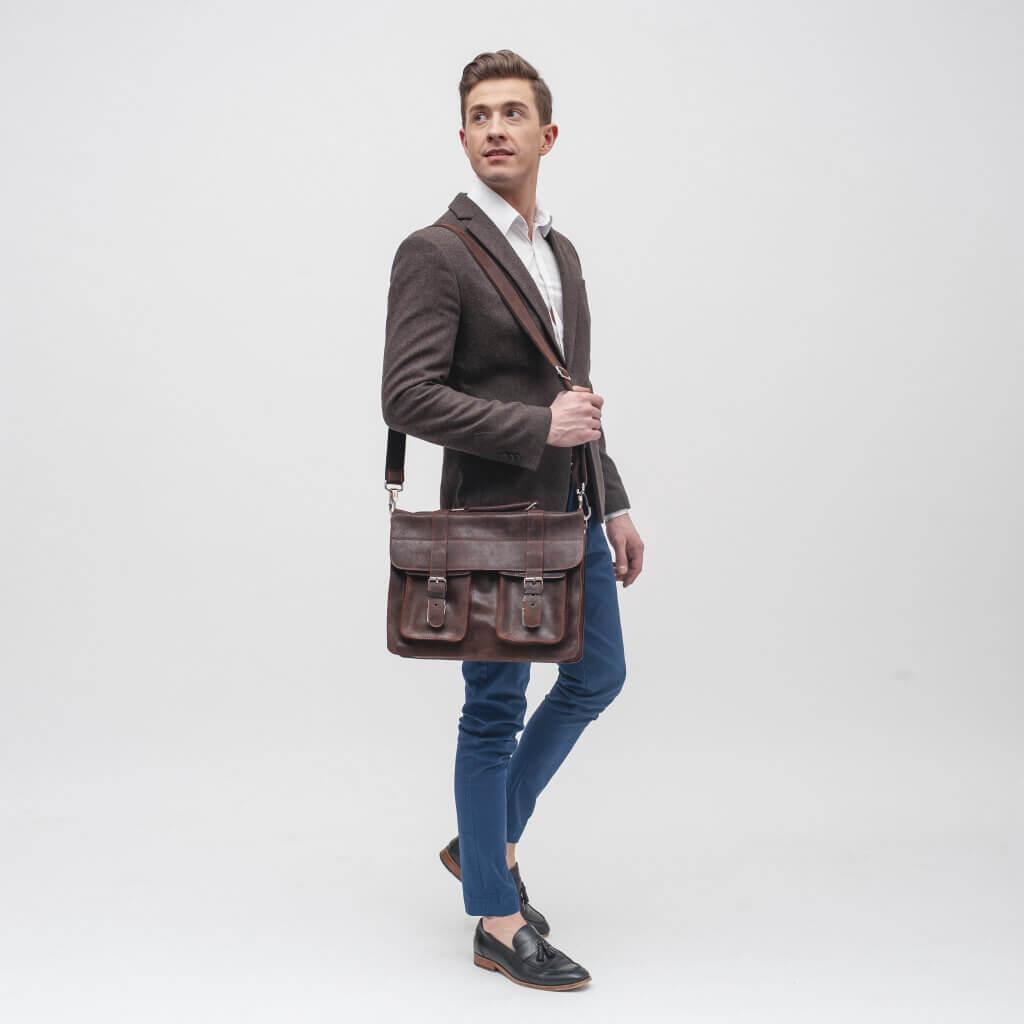 Polskie torby i plecaki skórzane, gdzie kupić w Szczecinie?
