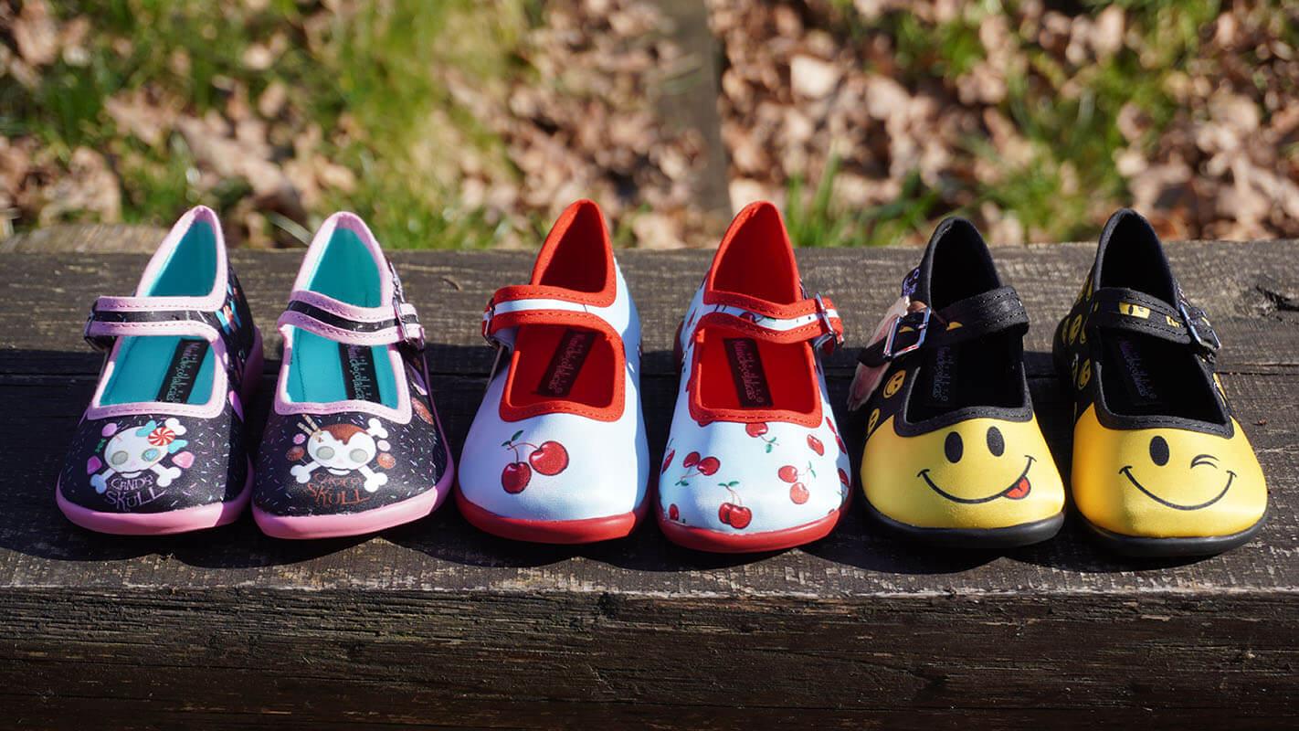 Mowa może być odpowiedzialna: wegańskie buty