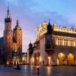 Wizyta w Krakowie i Trampki z Frędzlami
