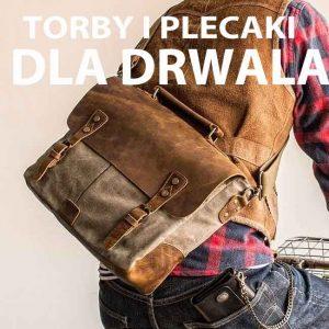 polskie torby męskie