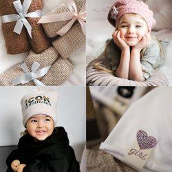 Czapki dla dziewczynki – jak wybrać czapkę, którą pociecha będzie chętnie nosić