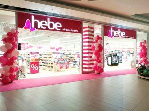 Kolejna drogeria Hebe w Rzeszowie już otwarta